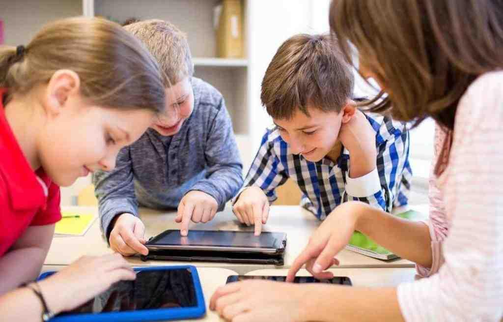 La tecnología y los efectos negativos en los niños