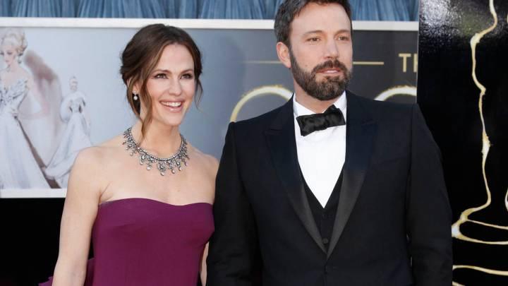 Ben Affleck se arrepiente de haberse divorciado de Jennifer Garner