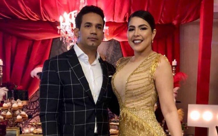 Pareja de Tamara Martínez responde la denuncia de la ex presentadora