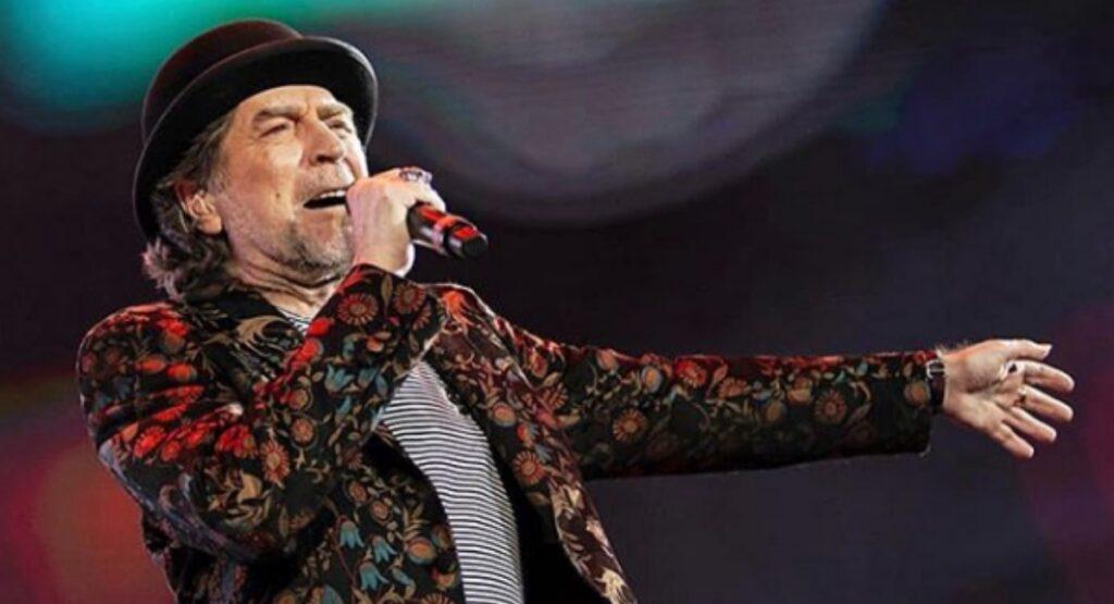 Joaquín Sabina es operado por un hematoma intracraneal tras su caída en concierto