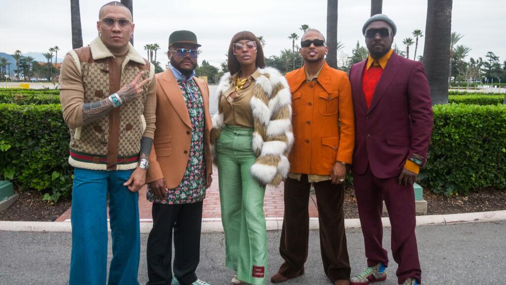 Ozuna y Black Eyed Peas
