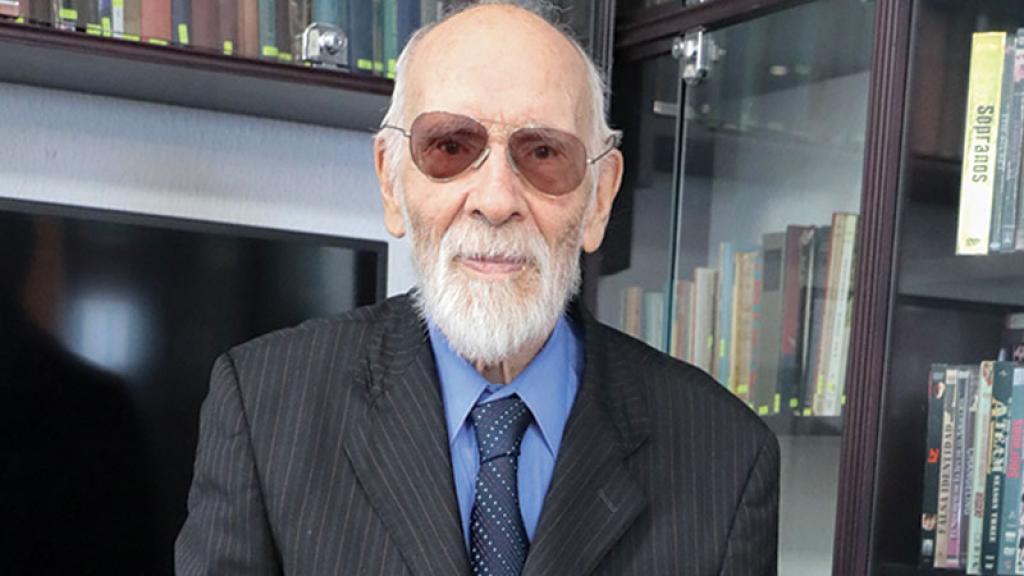 Murió el actor Aarón Hernán un primer actor mexicano