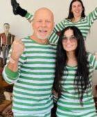 Bruce Willis y Demi Moore pasan juntos la cuarentena