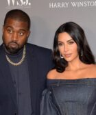 Kim Kardashian y Kennye West