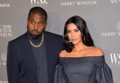 Kim Kardashian y Kennye West