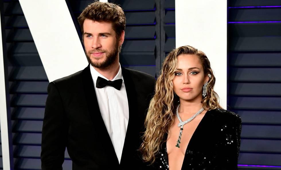 """Liam Hemsworth habla de su matrimonio con Miley Cyrus """"Fue estresante"""""""