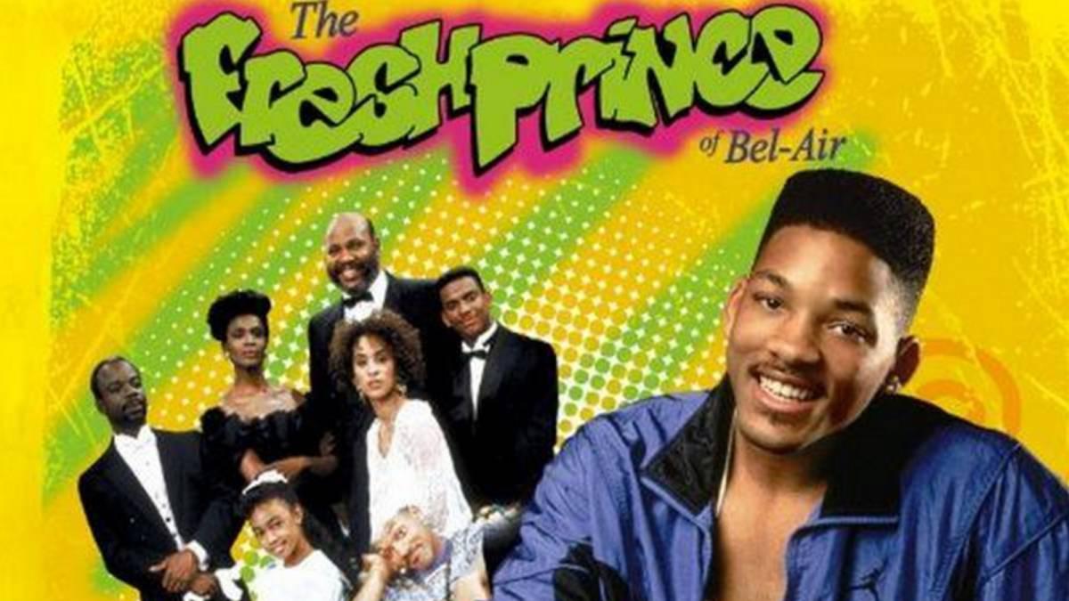 """Will Smith reunió el elenco de la serie """"El Principe de Bel-Air"""""""
