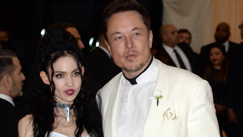 Elon Musk y Grimes se vieron obligados a cambiar el nombre de su hijo