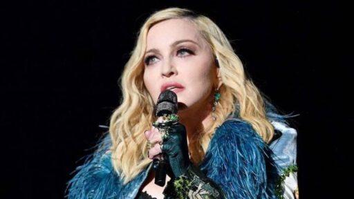 Madonna a sus 61 años