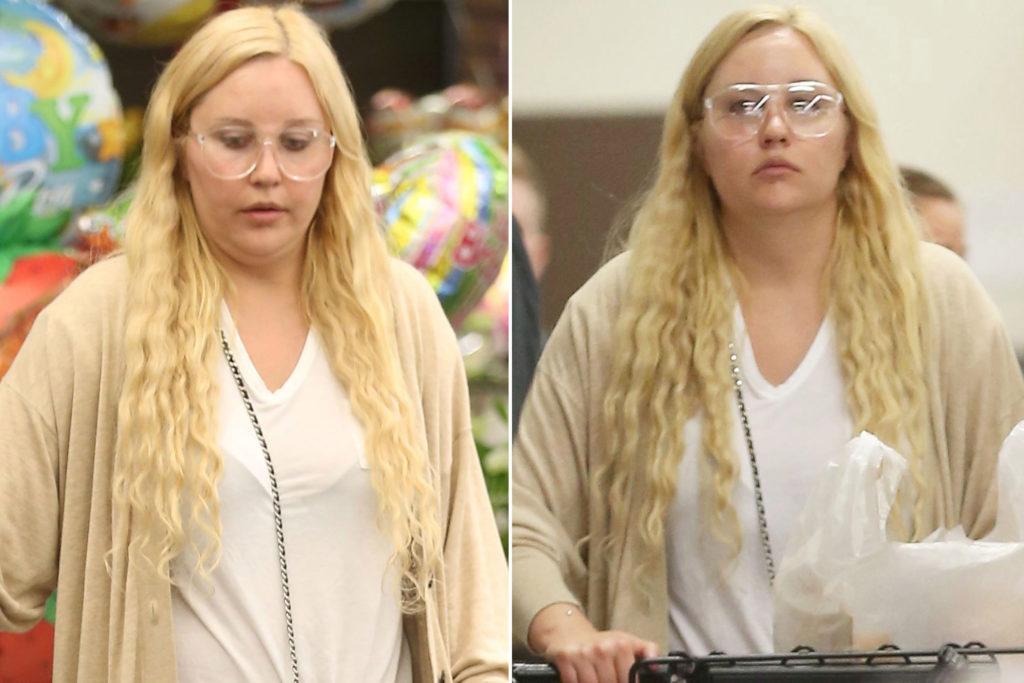 Antes y después, así luce Amanda Bynes
