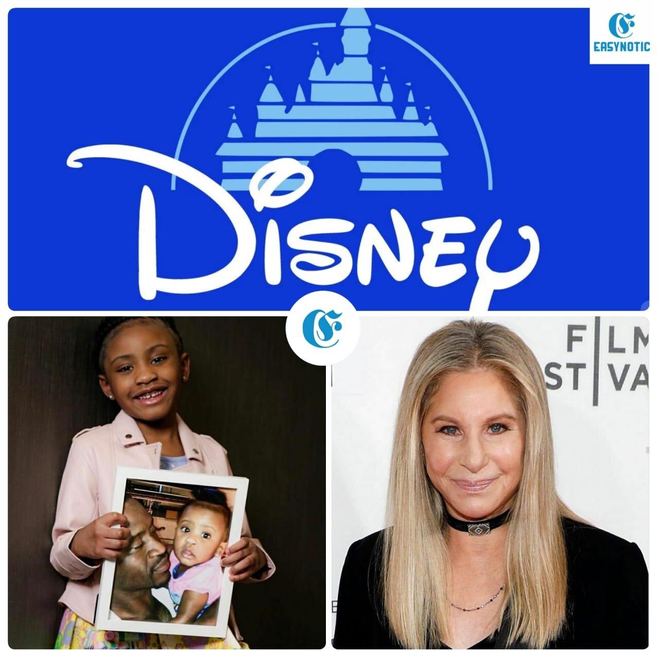Gianna Floyd se convierte en accionista de Disney