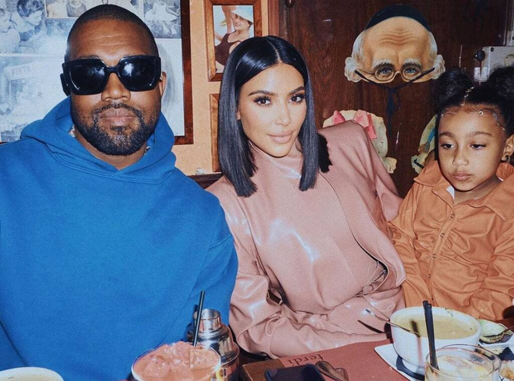 Kanye West y Kim KArdashian iban a abortar a North West