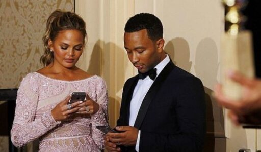 Chrissy Taigen y John Legend