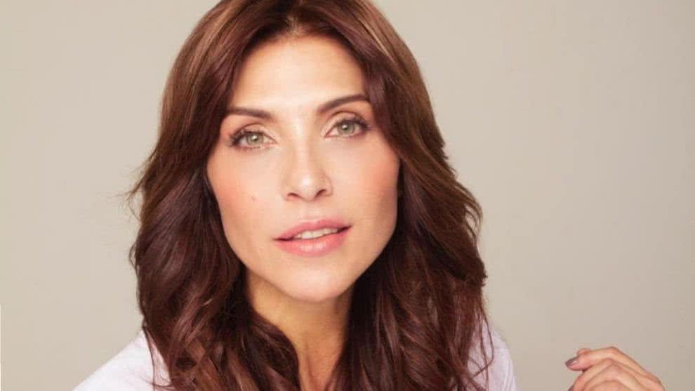 Actriz Lorena Meritano recibe criticas en las redes por su aspecto