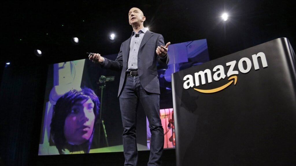 Fortuna de Jeff Bezos creador de Amazon aumentó $13.000 M. en un día