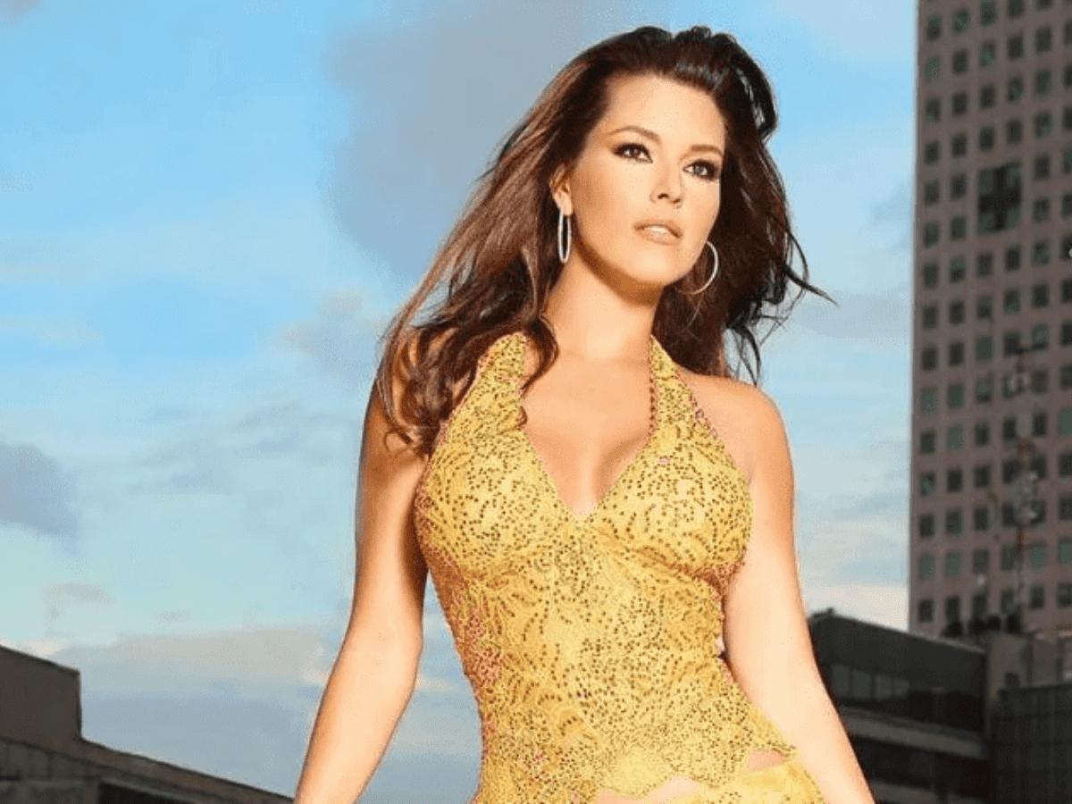 Alicia Machado apoyará a Donald Trump en elecciones de Estados Unidos