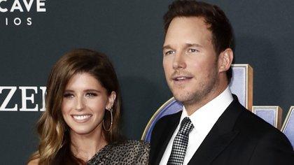 Chris Pratt y Katherine Schwarzenegger anuncian el nacimiento de su hija