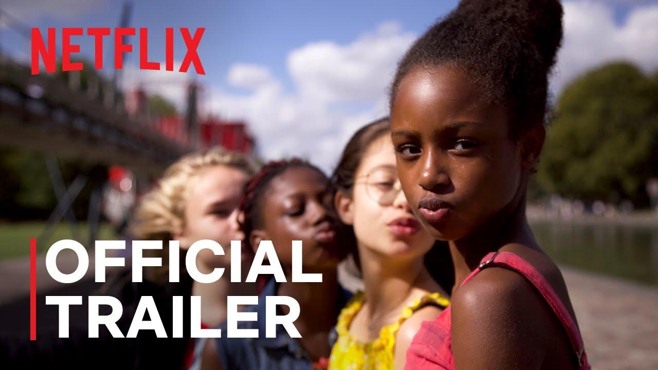Netflix se disculpa por afiche de 'Cuties' película que sexualizaba niñas