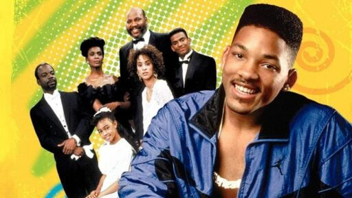 Principe de Bel Air o prinicipe del rap, will smith