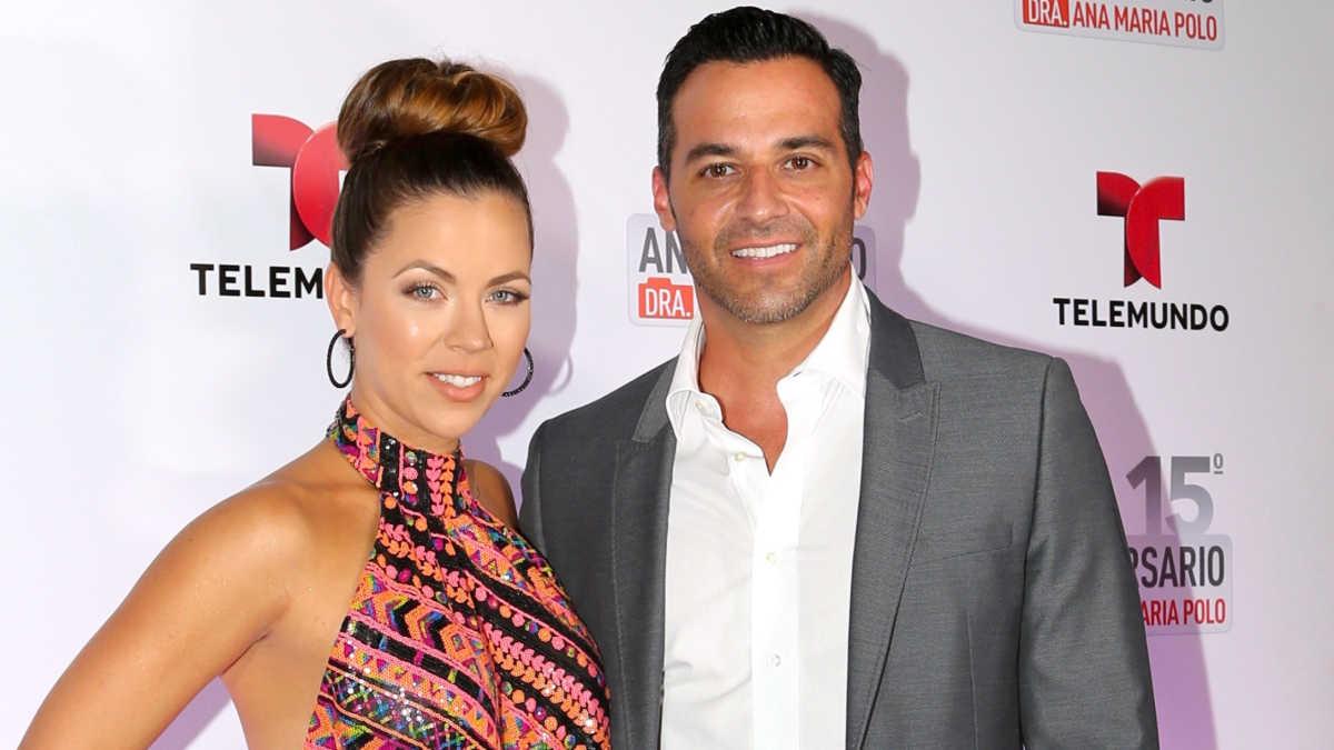 Ximena Duque y su esposo Jay Adkins esperan su segundo hijo juntos