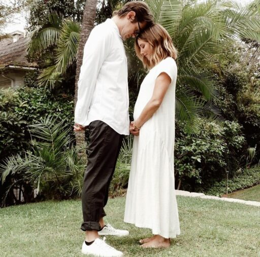 Ashley Tisdale Sharpay espera su primer bebe junto a Christopher French