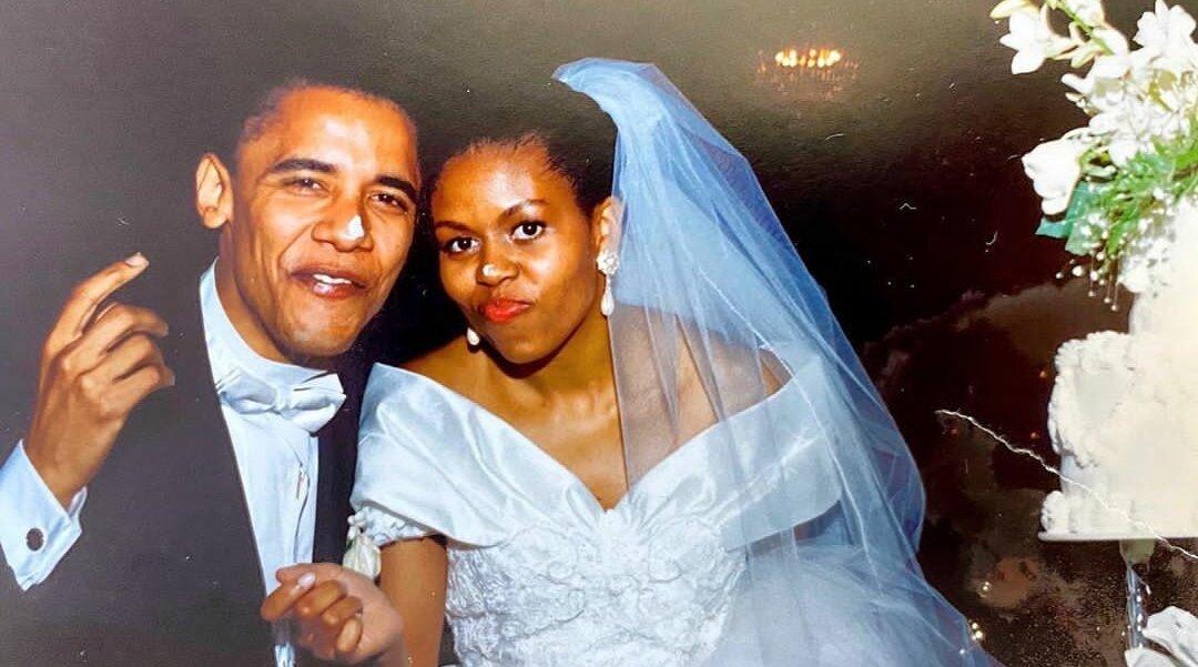 Michelle Obama y su reflexión sobre el matrimonio con Barack 'Nos trae tanta alegría'