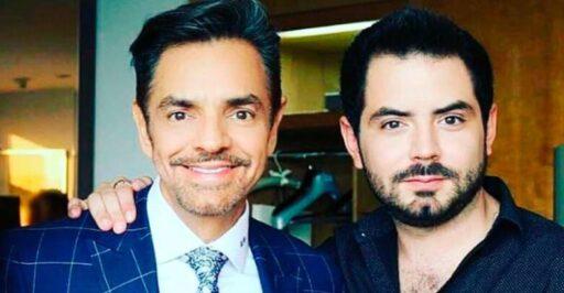 Jose Eduardo Derbez y Eugenio Derbez