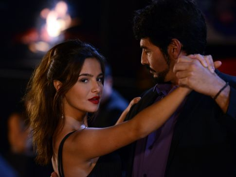 Gabriel Porras se enamoró de Brenda Asnicar