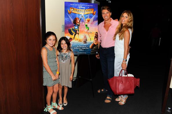 hijas maki y juan Soler, Mia y Azul