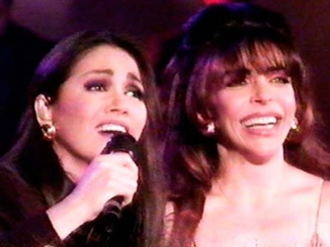 Ana Gabriel y Veronica Castro