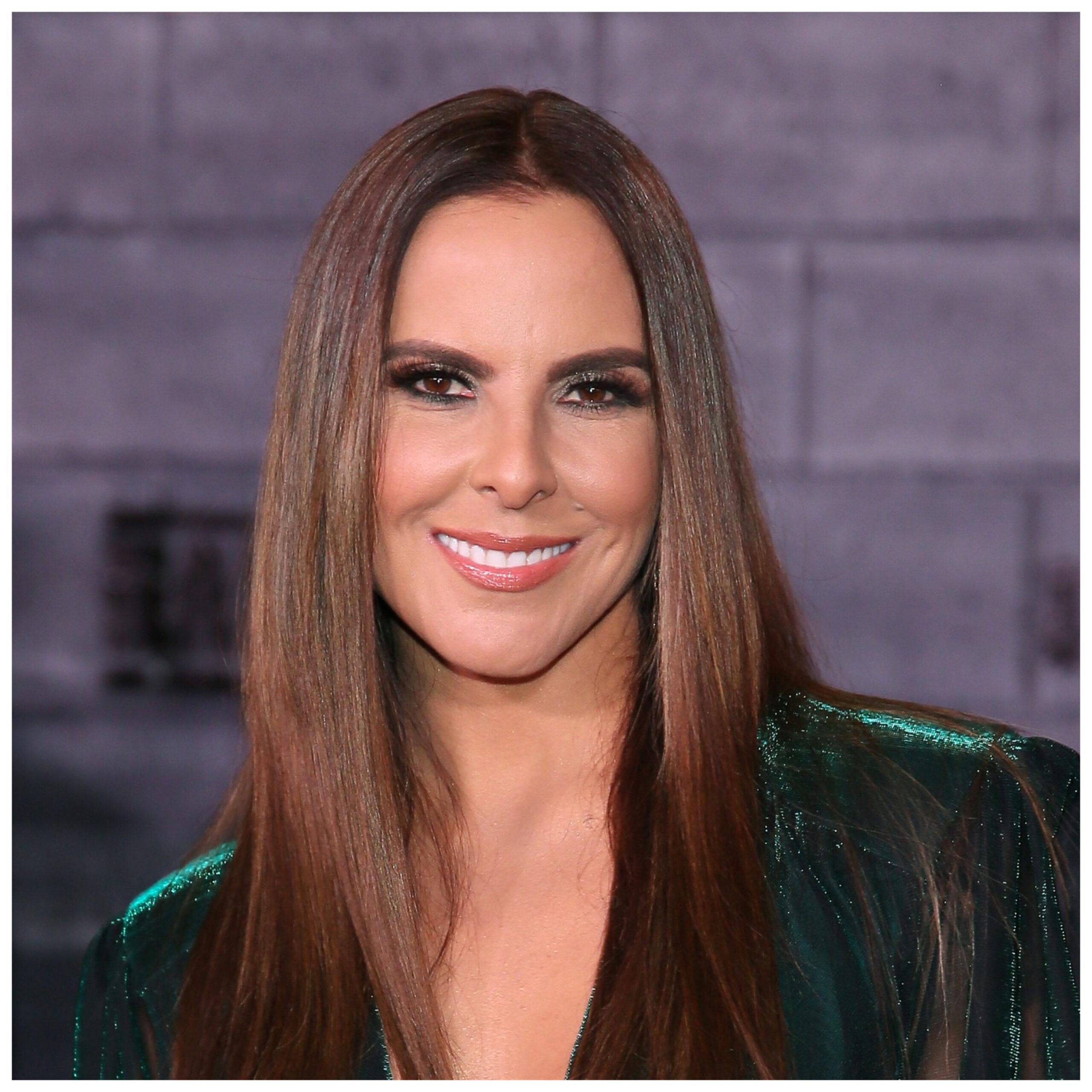 Kate Del Castillo habló por primera vez de la violencia que vivió con Luis García