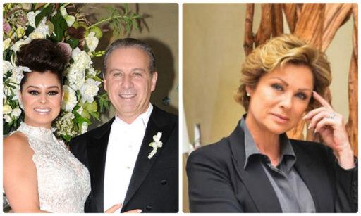 Leticia Calderón le responde a Yadhira Carrillo sobre Juan Collado y sus hijos
