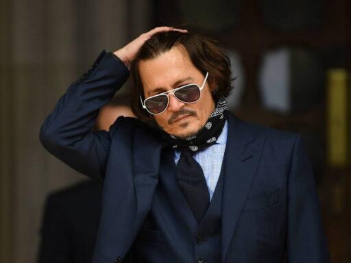Johnny Depp perdió el juicio contra The Sun por maltrato a Amber Heard