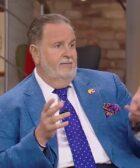 Raúl de Molina de el gordo y la flaca fue criticado por su viaje a new york