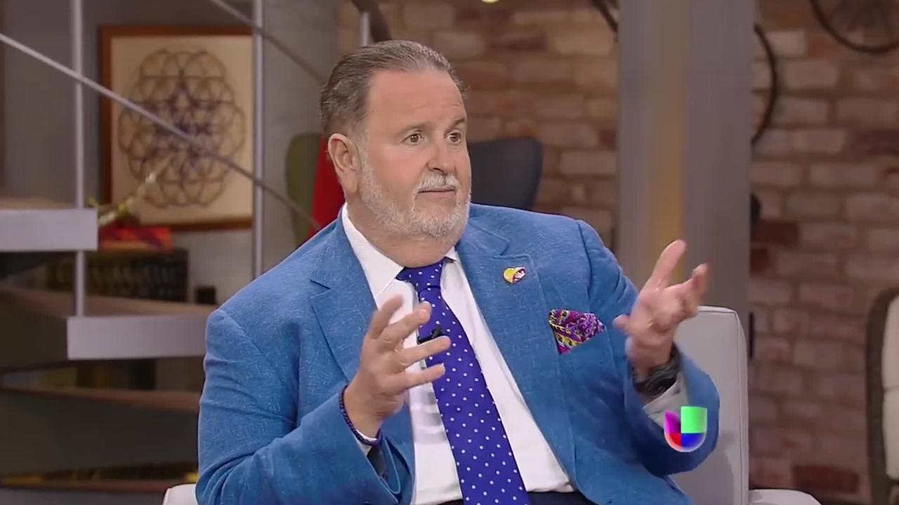 Raúl de Molina respondió a críticas por viajar a NY en plena pandemia