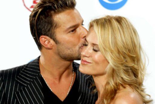 """Rebecca de Alba sobre su relación con Ricky Martin: """"Yo sé la verdad"""""""