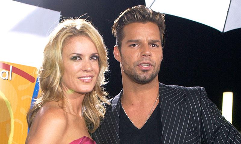Rebecca de Alba sobre su relación con Ricky Martin