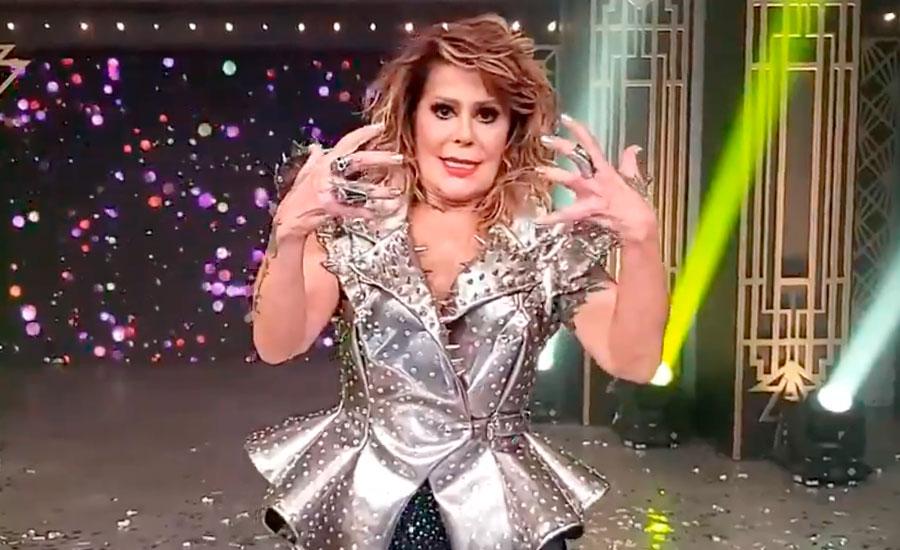 Alejandra Guzmán recibió críticas en Twitter por su parecido a Silvia Pinal