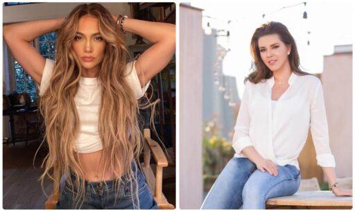 Alicia Machado es criticada por opinar del pelo de Jlo