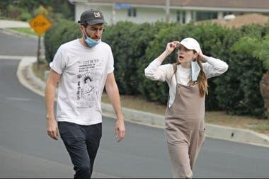 Emma Stone en espera de su primer bebé con Dave McCary