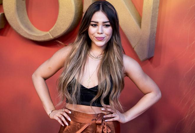 Danna Paola rompió el silencio sobre su relación tóxica con Eleazar 'N'