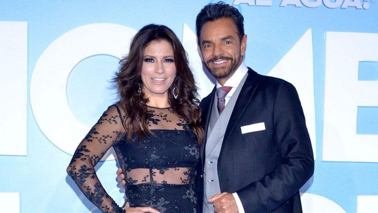 Alessandra y Eugenio Derbez serán padres mediante una adopción